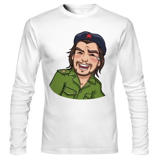 تیشرت آستین بلند Comrade Che - Tears of Joy