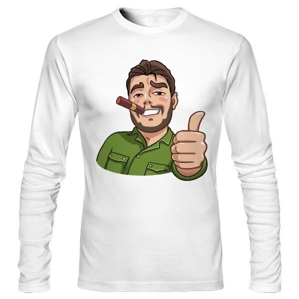 تیشرت آستین بلند Comrade Che - Thumbs Up