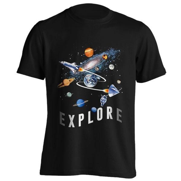 تیشرت Explore (the universe)