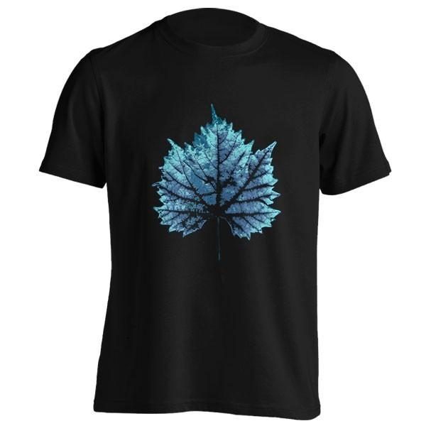 تیشرت Indigo Blue Vine Leaf