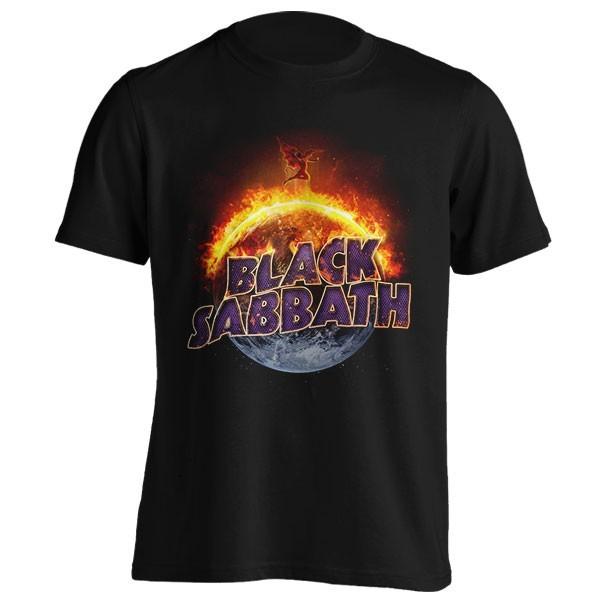 تیشرت Black Sabbath The End