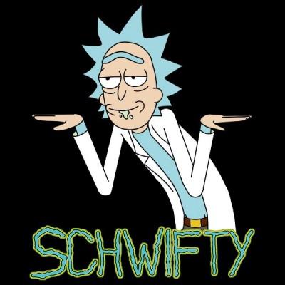 schwifty-t-shirt