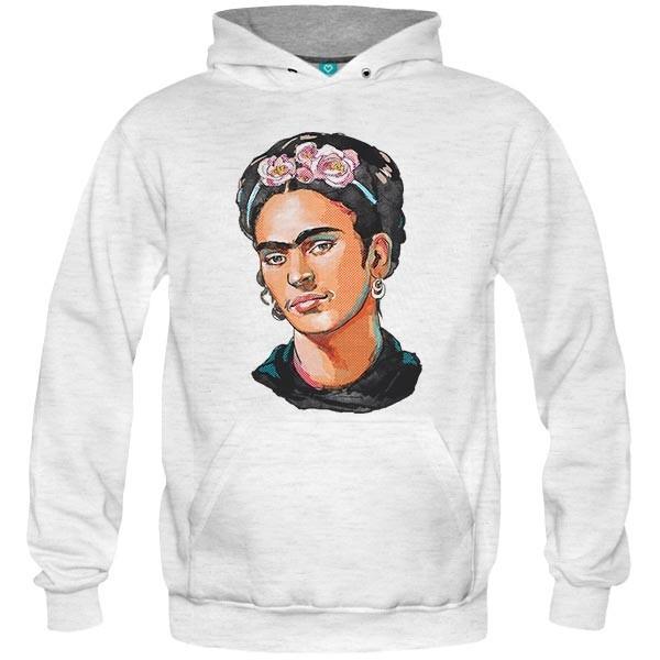 سویشرت هودی ملانژ Frida Kahlo