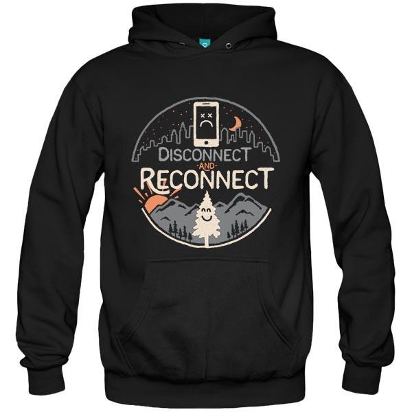 سویشرت هودی Reconnect