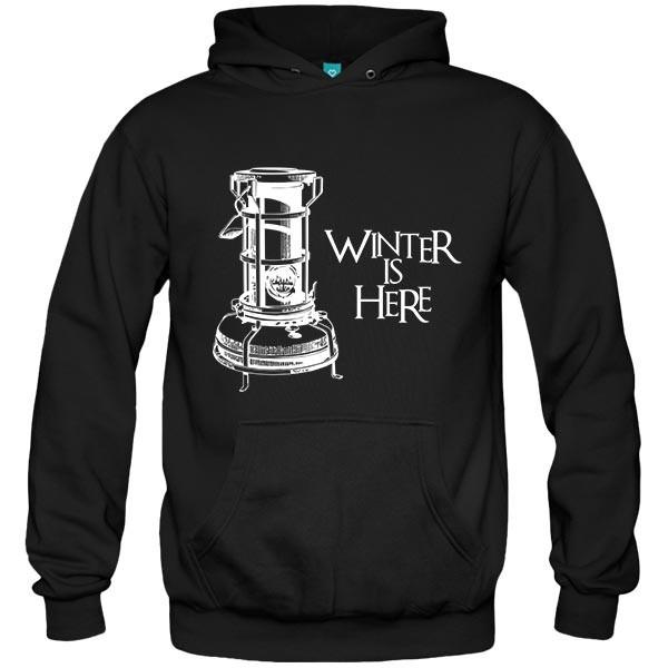 سویشرت هودی Winter is here