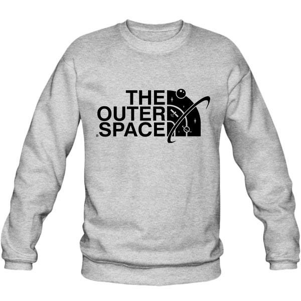 سویشرت ملانژ The Outer Space