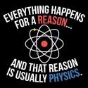 تیشرت Always Physics