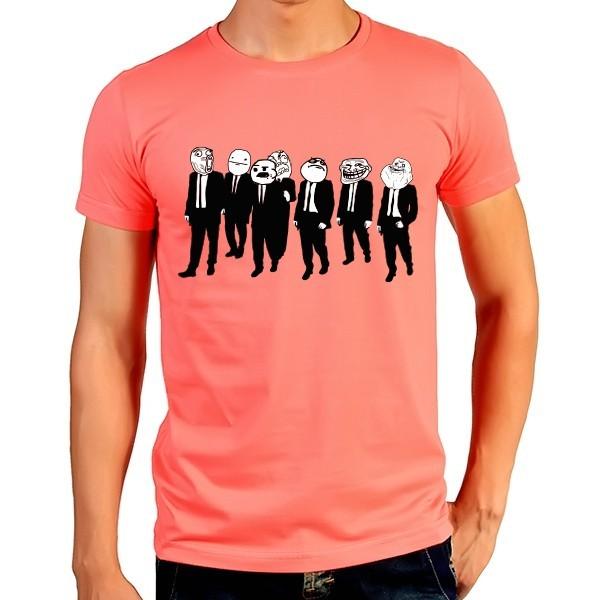 تی شرت ترول طرح Reservoir Fuuus