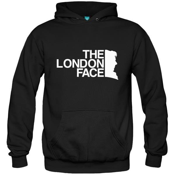 سویشرت هودی The London Face – Sherlock