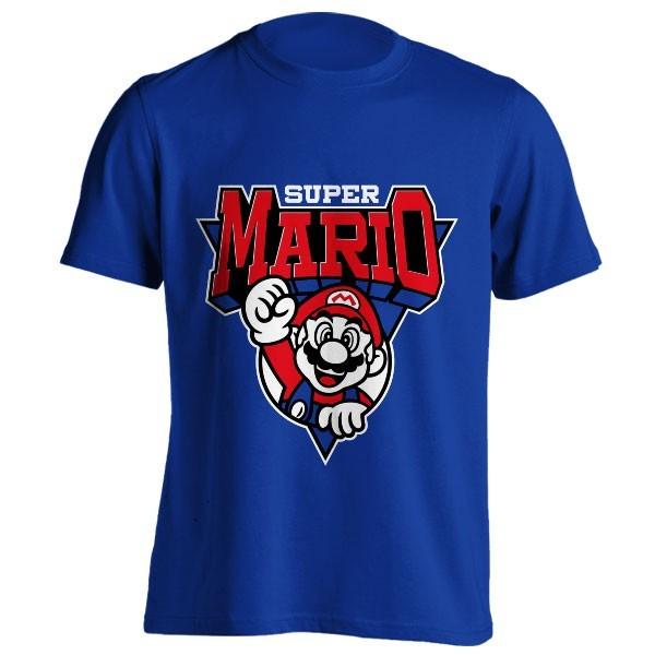 تیشرت All Star Mario