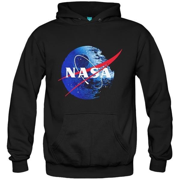 سویشرت هودی NASA Death Star Logo