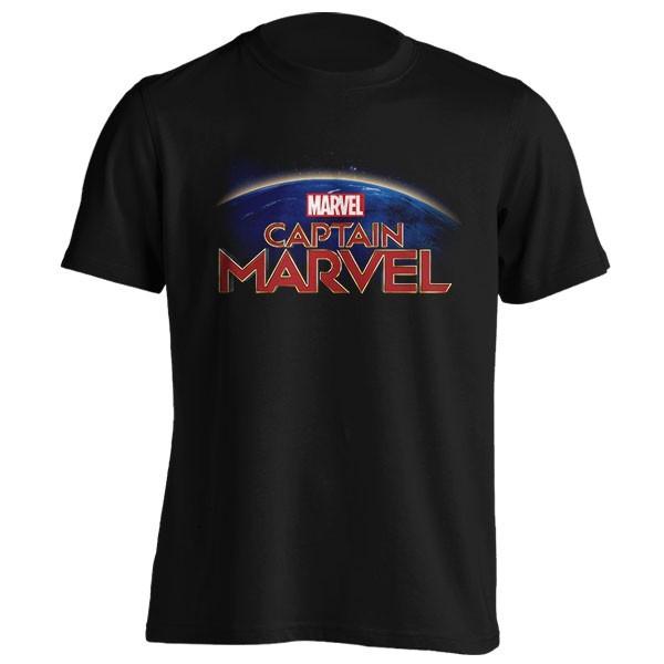 تیشرت Captain Marvel Earth
