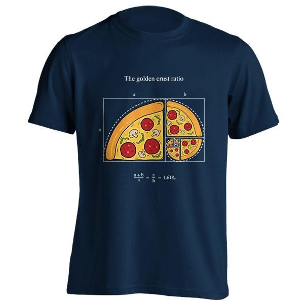 تیشرت The golden crust ratio