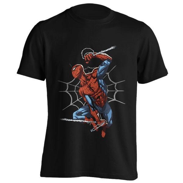تیشرت Spider-Man Web