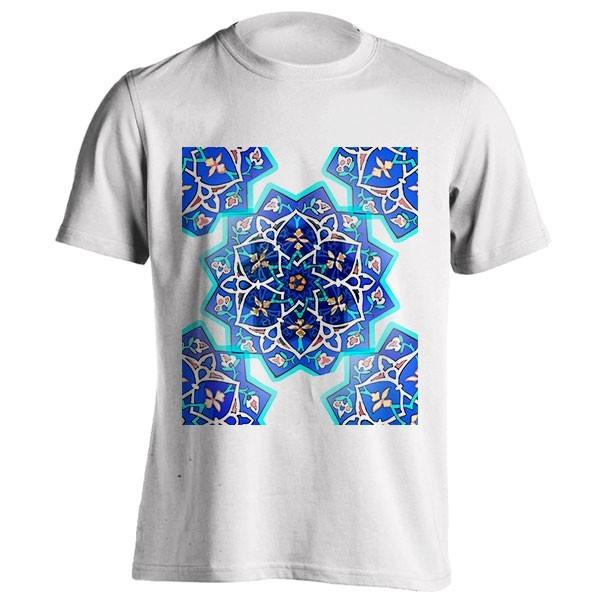 تیشرت Iranian Tile