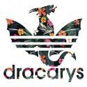 تیشرت دخترانه Game Of Thrones Dracarys Adidas