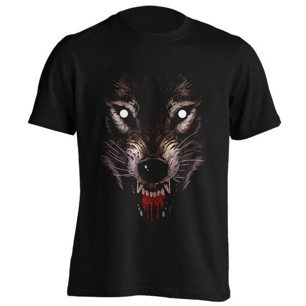 تیشرت Wolf look