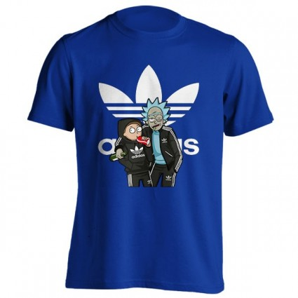 تیشرت Rick And Morty Adidas