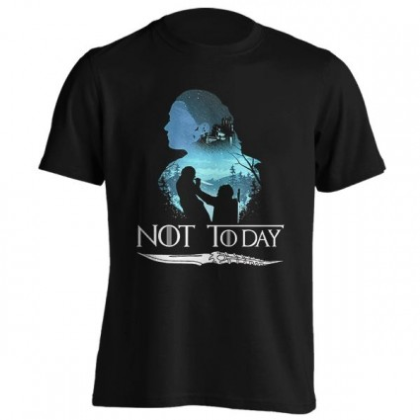 تیشرت Arya Stark Not Today