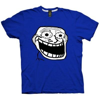 تی شرت ترول طرح Crazy Insane