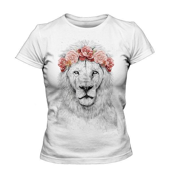 تیشرت دخترانه Festival lion