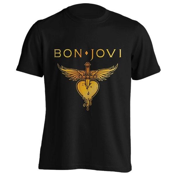 تیشرت Bon Jovi