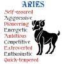 تیشرت متولدین فروردین طرح Horoscope