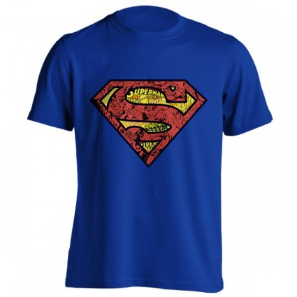 تیشرت Superman Comic Logo