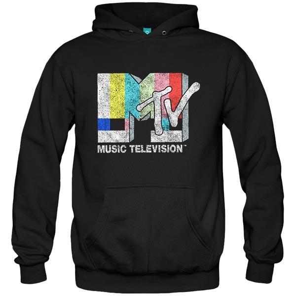 سویشرت هودی MTV Signal Interrupted Logo