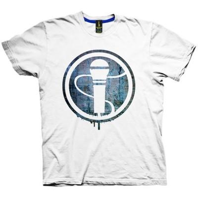 تی شرت موزیک طرح میکروفون