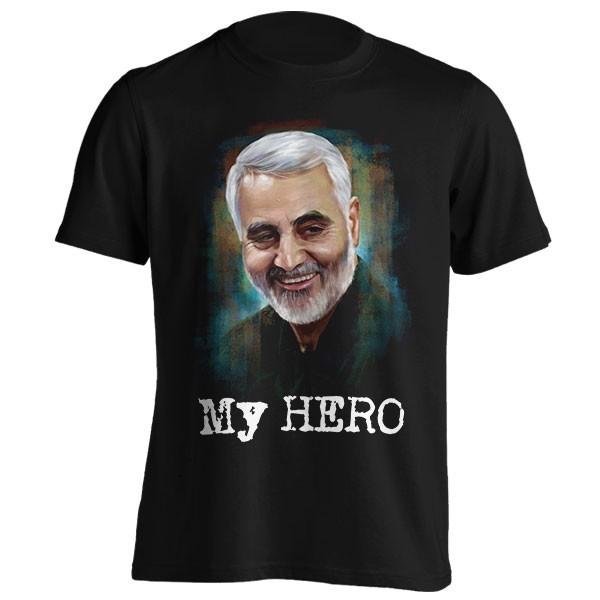 تیشرت طرح My Hero