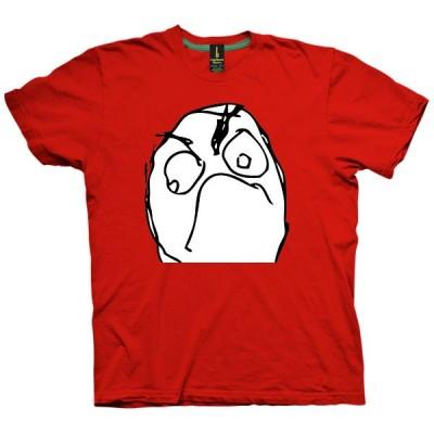 تی شرت ترول طرح Rage Unhappy