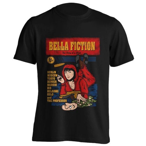 تیشرت Bella Fiction