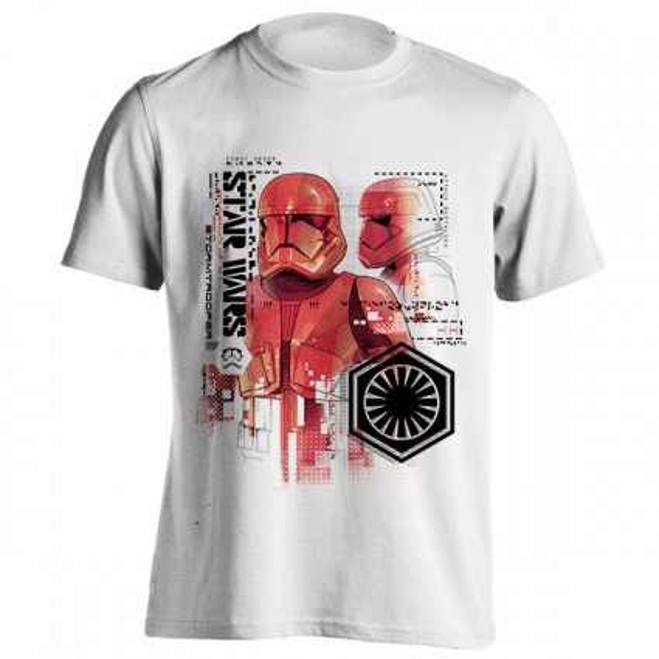 تیشرت Red Trooper Schematic