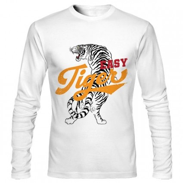 تیشرت آستین بلند easy Tiger