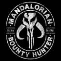 تیشرت Star Wars The Mandalorian Bounty Hunter