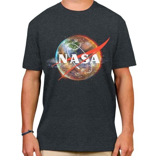 تیشرت NASA Planet Logo