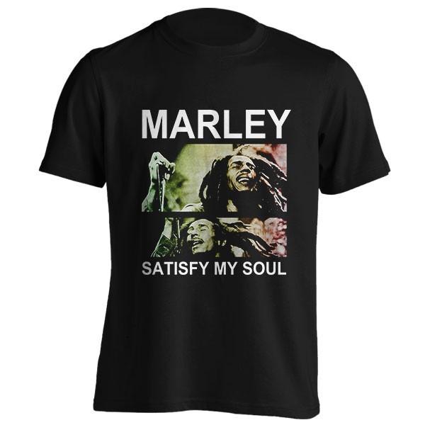 تیشرت Satisfy My Soul Bob Marley