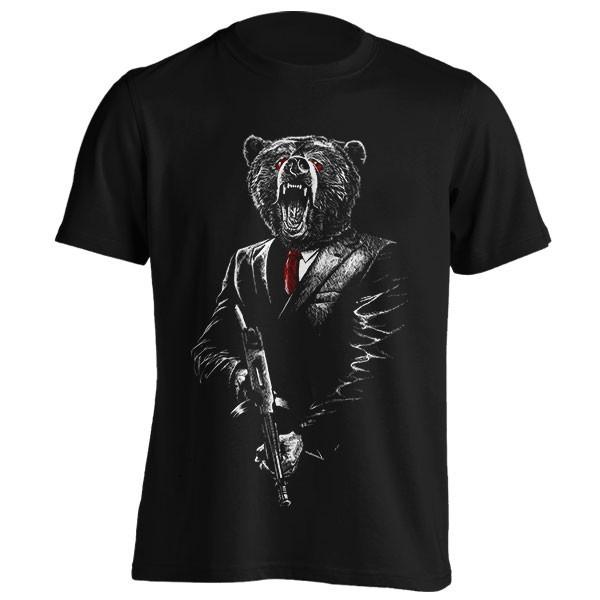 تیشرت Bear Gangster