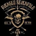 تیشرت Avenged Sevenfold Shield & Sickle